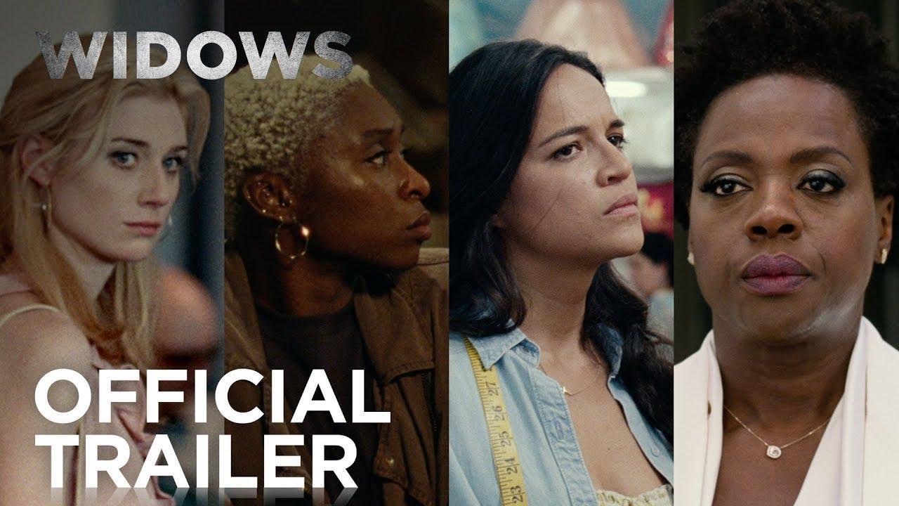 画像: Widows | Official Trailer [HD] | 20th Century FOX youtu.be