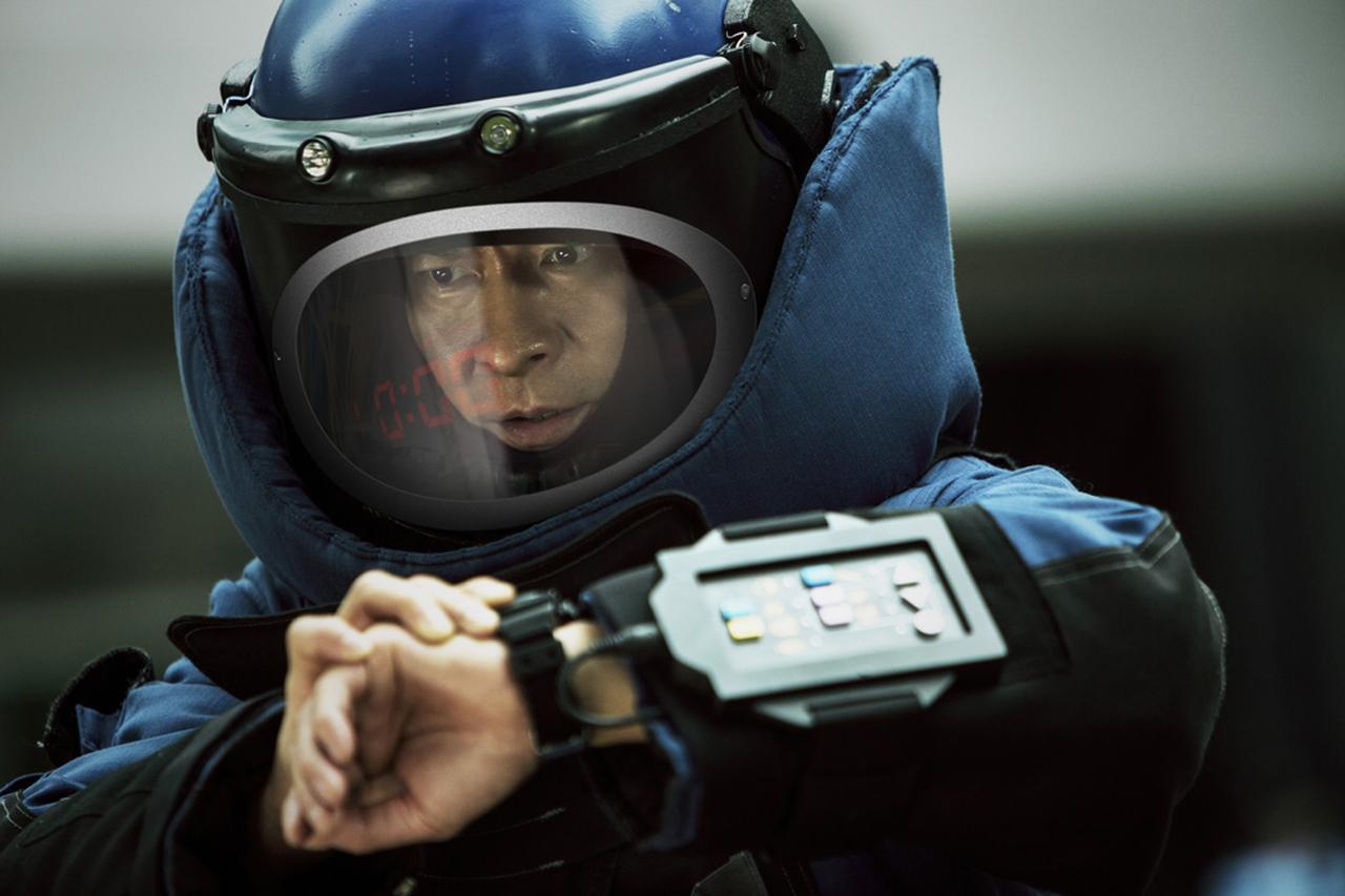 画像2: 予告到着!人質は香港!アンディ・ラウが凶悪爆弾テロリストと戦うハード・アクション大作『SHOCK WAVEショック ウェイブ 爆弾処理班』