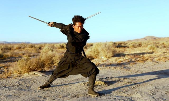 画像: 『荒野の忍 Return of the ninja』場面写真 (c)LDH