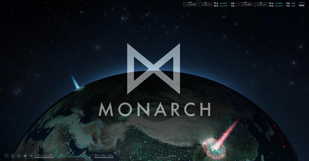 画像: Monarch Sciences – Now Declassified