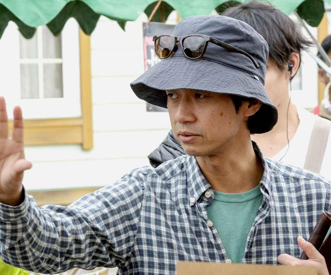 画像: 深川栄洋監督