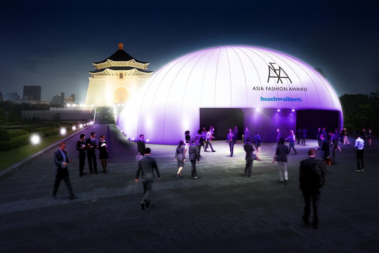 画像: ■台北・中正紀念堂前に全長100メートル級の巨大特設ドームが出現!
