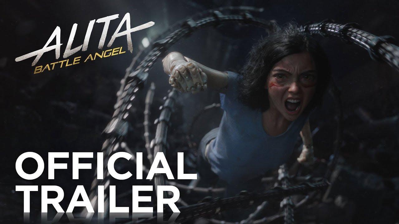 画像: Alita: Battle Angel | Official Trailer [HD] | 20th Century FOX youtu.be