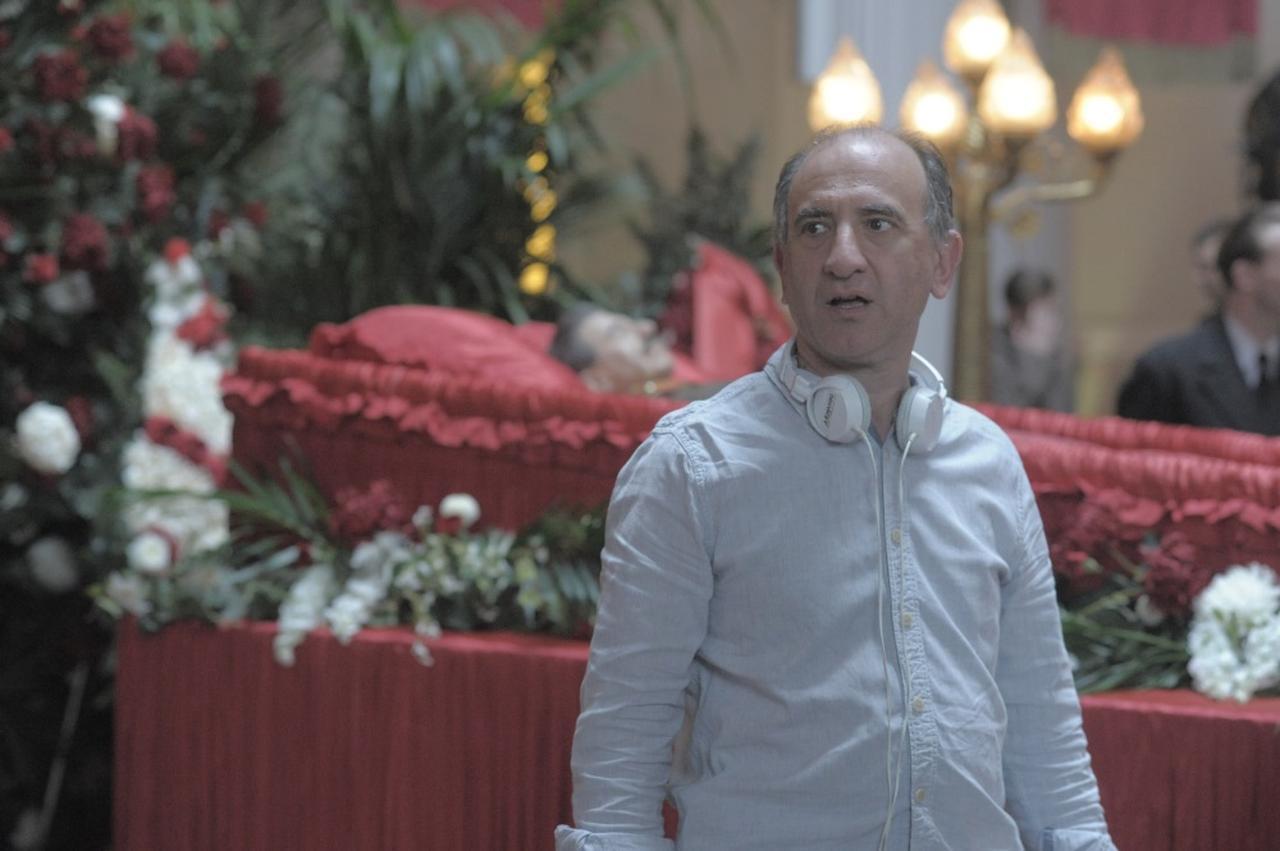 画像: アーマンド・イアヌッチ監督 (C)2017 MITICO・MAIN JOURNEY・GAUMONT・FRANCE 3 CINEMA・AFPI・PANACHE・PRODUCTIONS・LA CIE CINEMATOGRAPHIQUE・DEATH OF STALIN THE FILM LTD