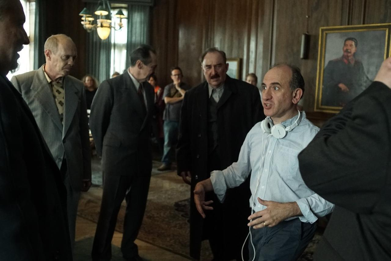 画像3: (C)2017 MITICO・MAIN JOURNEY・GAUMONT・FRANCE 3 CINEMA・AFPI・PANACHE・PRODUCTIONS・LA CIE CINEMATOGRAPHIQUE・DEATH OF STALIN THE FILM LTD