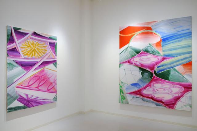 画像: 清水香帆  Shimizu Kaho      ギャラリーQ Gallery Q
