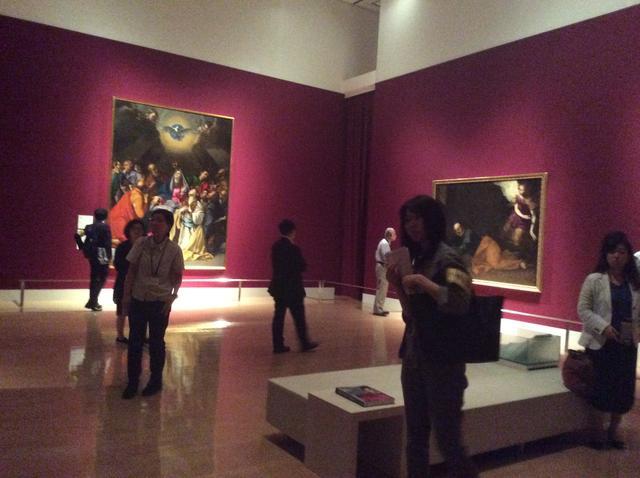 画像: ファン・バウティスタ・マイーノ《精霊降臨》 1615-20年 油彩・カンヴァス 324x246 photo©︎cinefil