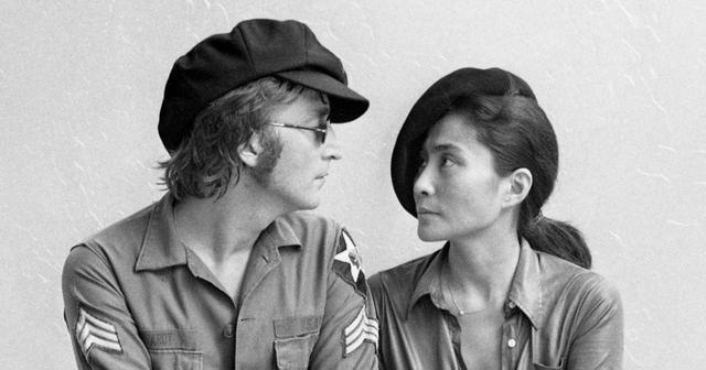 画像: Imagine John Yoko