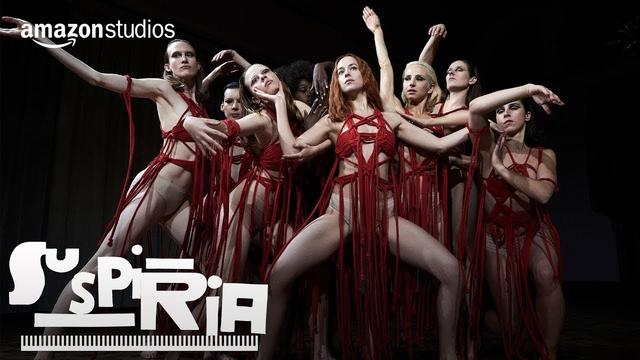 画像: Suspiria - Official Trailer | Amazon Studios youtu.be
