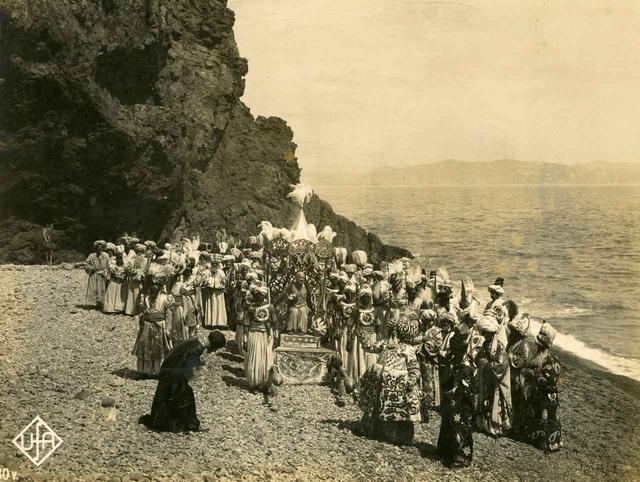 画像: 『東洋の秘密』(1928)