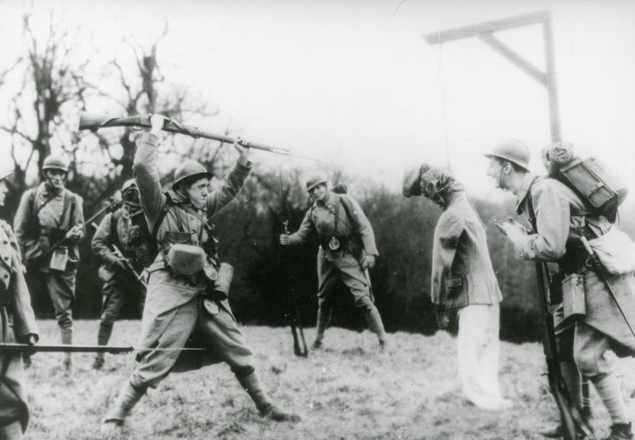 画像: 『のらくら兵』(1928)