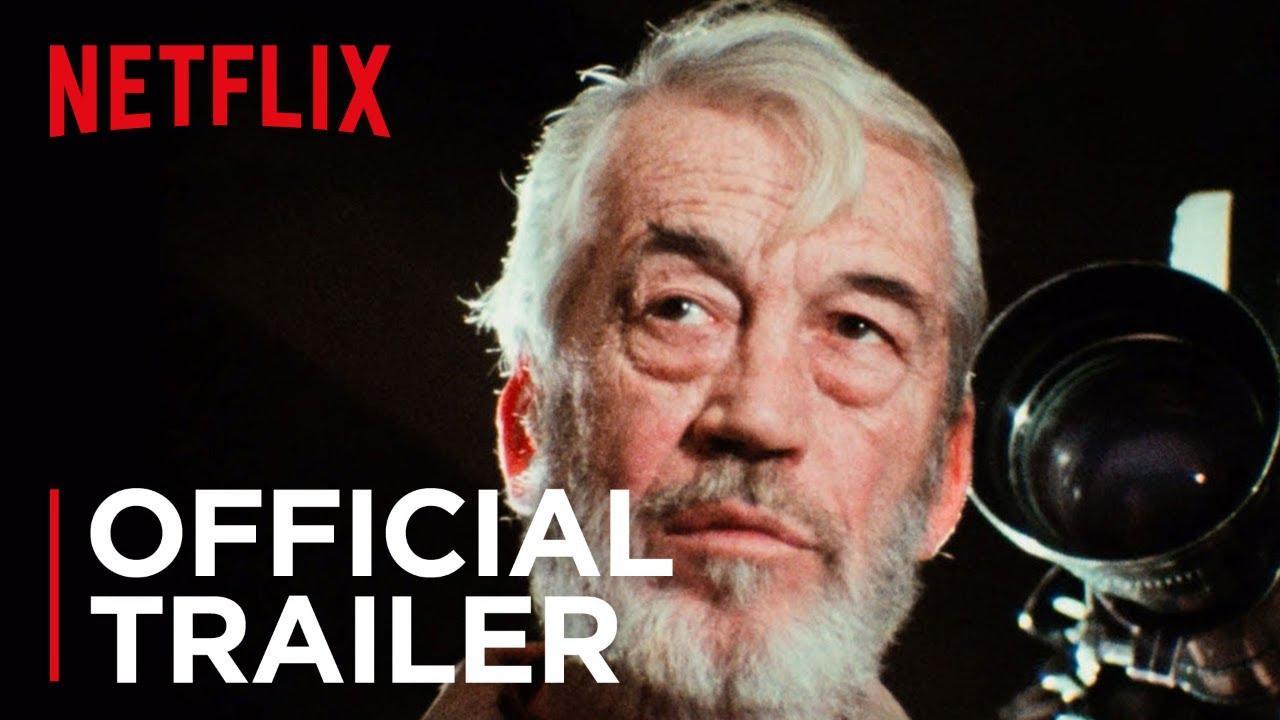 画像: The Other Side of the Wind   Official Trailer [HD]   Netflix youtu.be