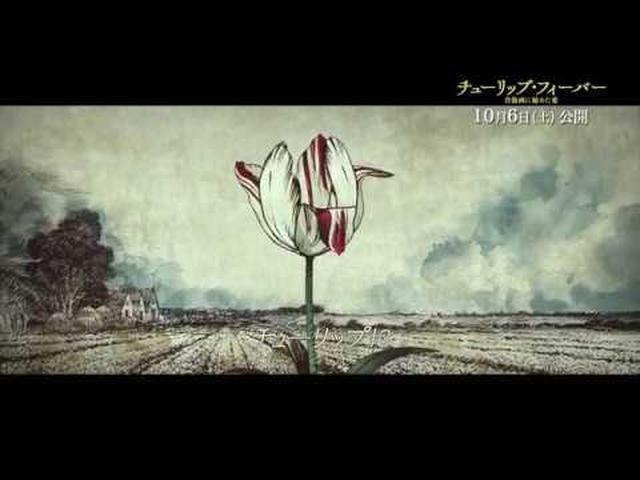 画像: 世界最古の経済バブルとは?2分でわかる『チューリップ・フィーバー 肖像画に秘めた愛』本編映像 youtu.be