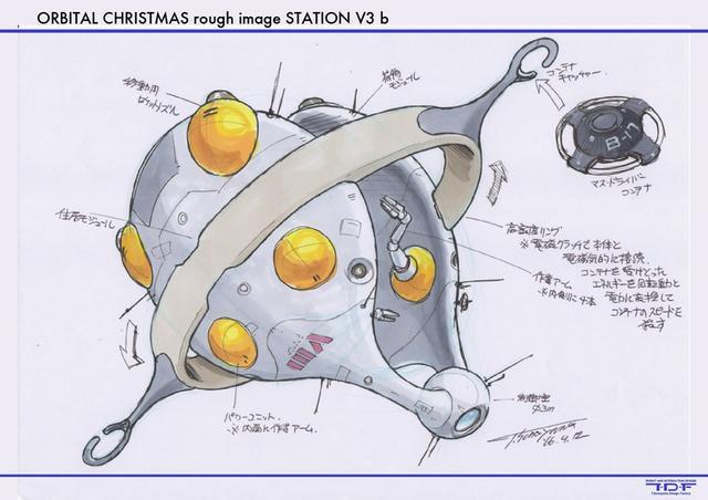 画像2: 実写映画製作クラウドファンディングとして国内史上最高額を達成!堺三保氏による短編SF『オービタル・クリスマス』~聖夜を祝う全ての人に~