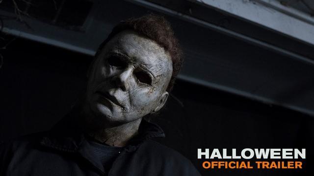 画像: Halloween - New Trailer [HD] youtu.be
