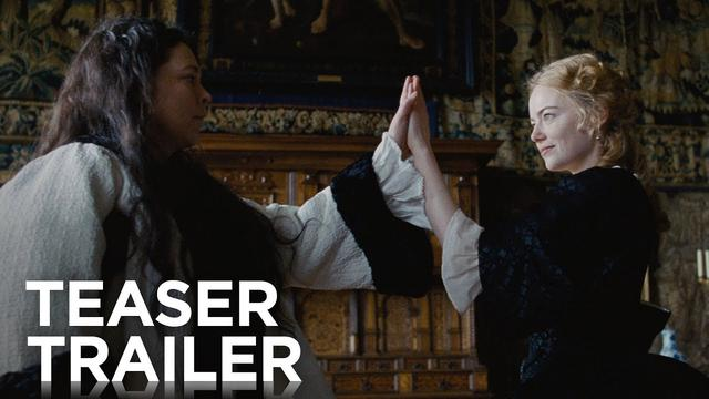 画像: THE FAVOURITE | Teaser Trailer | FOX Searchlight youtu.be