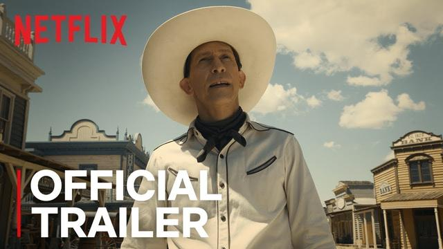 画像: The Ballad of Buster Scruggs | Official Trailer [HD] | Netflix youtu.be