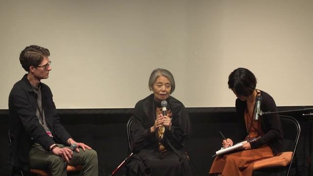 画像: Mori, The Artist's Habitat Q&A - JAPAN CUTS 2018 youtu.be