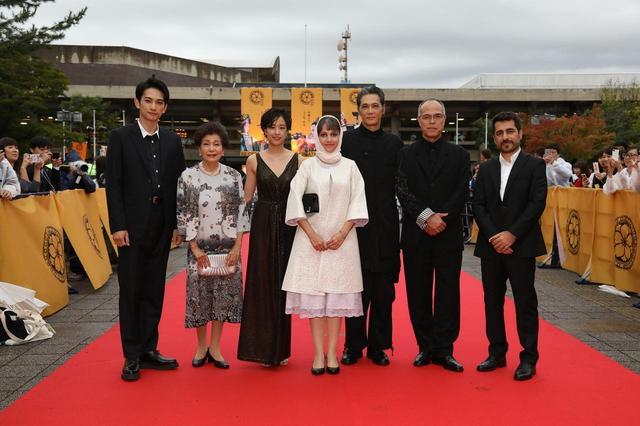 画像: 「なら国際映画祭」開幕!NARAtiveと初の外国人女性監督とのコラボ作『二階堂家物語』出演の加藤雅也 奈良に凱旋!