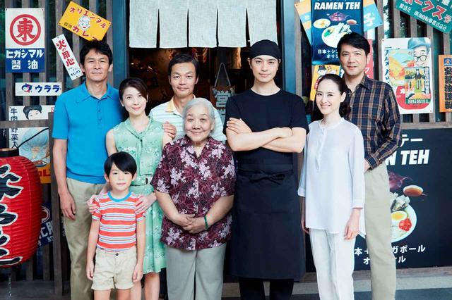 画像2: 斎藤工主演、松田聖子共演、シンガポールを代表する巨匠エリック・クー監督最新作『家族のレシピ』公開決定