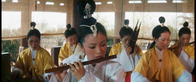 画像5: ウォン・カーウァイの『楽園の瑕』も、アン・リーの『グリーン・デスティニー』も、 ホウ・シャオシェンの『黒衣の刺客』も、この人がいなければ作られることはなかった!!! キン・フー監督『山中傳奇』4Kデジタル修復・完全全長版が日本、劇場初公開!