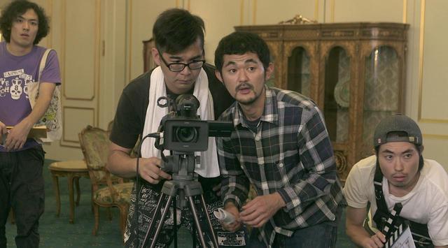 画像: 短編映画「テイク8」2015年/19分/カラー/ステレオ/日本
