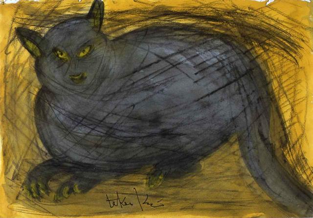画像: 『ピストルオペラ』より「野良猫」(2001年)