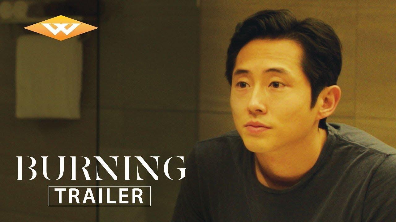 画像: BURNING (2018) Official US Trailer | Steven Yeun MovieBURNING youtu.be