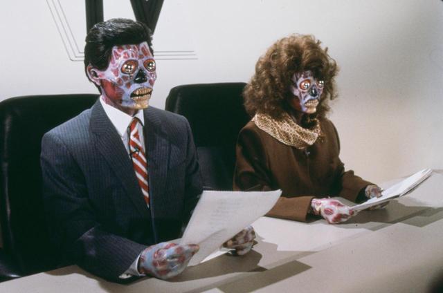 画像3: 傑作カルトSF『ゼイリブ』<製作30周年記念HDリマスター版>の 日本公開に合わせジョン・カーペンター監督本人からコメント映像が到着した!