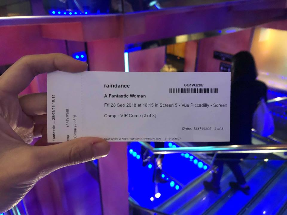 画像6: 井樫彩監督『真っ赤な星』2回目上映でのアクシデントも乗り越え、感謝を込めアイラブユー!レインダンス映画祭レポート③