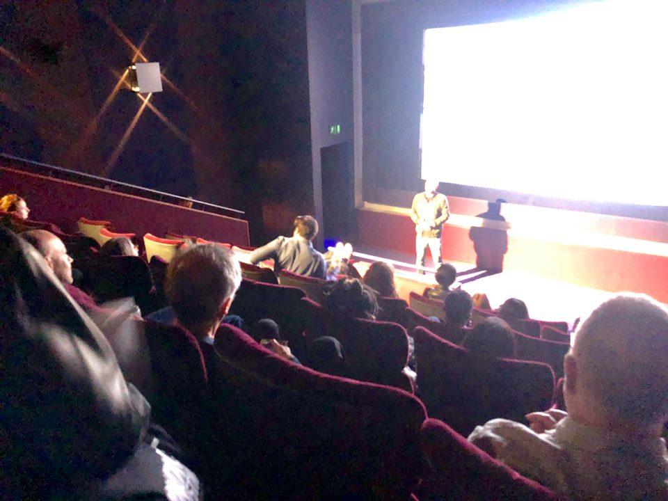 画像10: 井樫彩監督『真っ赤な星』2回目上映でのアクシデントも乗り越え、感謝を込めアイラブユー!レインダンス映画祭レポート③
