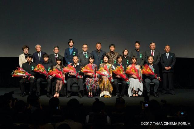 画像: 2017年授賞式