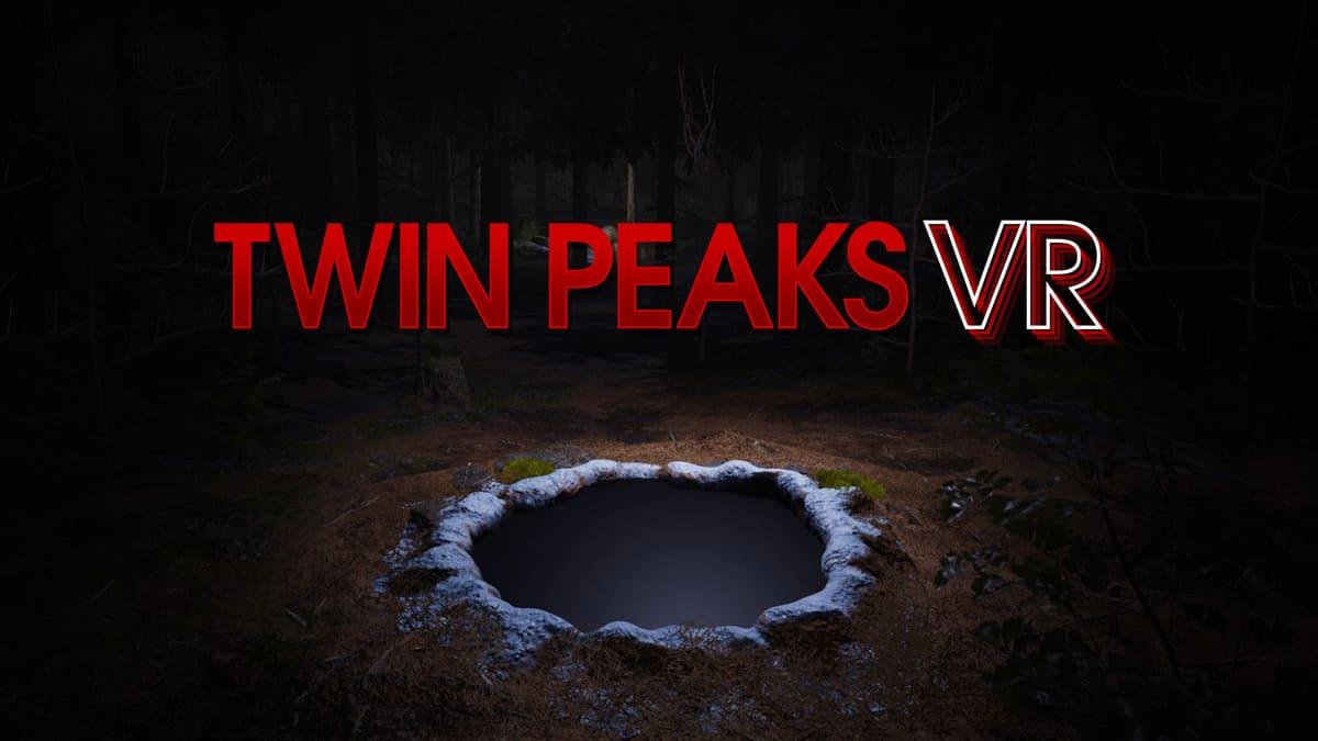 画像: Official Twin Peaks VR To Be Previewed At David Lynch's Festival Of Disruption