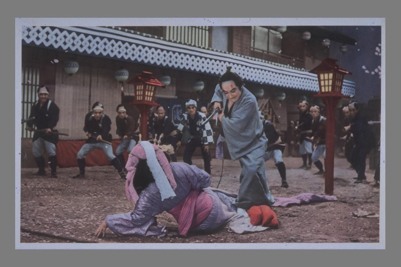 画像: 『妖刀物語・花の吉原百人斬り』 ©東映