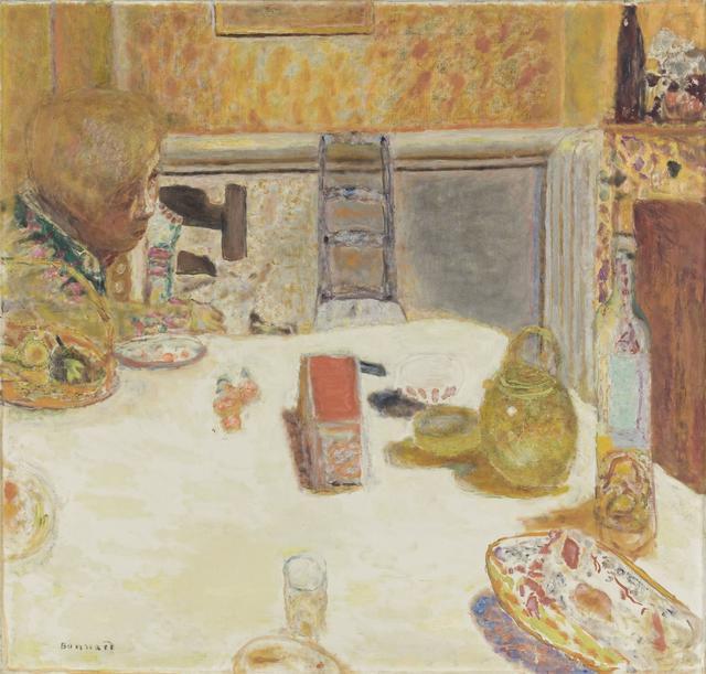 画像: ピエール・ボナール《ル・カネの食堂》1932年 油彩、カンヴァス 96×100.7cm オルセー美術館(ル・カネ、 ボナール美術館寄託) © Musée d'Orsay, Dist. RMN-Grand Palais / Patrice Schmidt / distributed by AMF