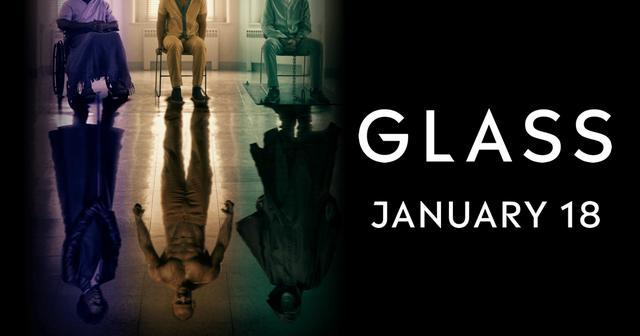 画像: Glass | January 18, 2019