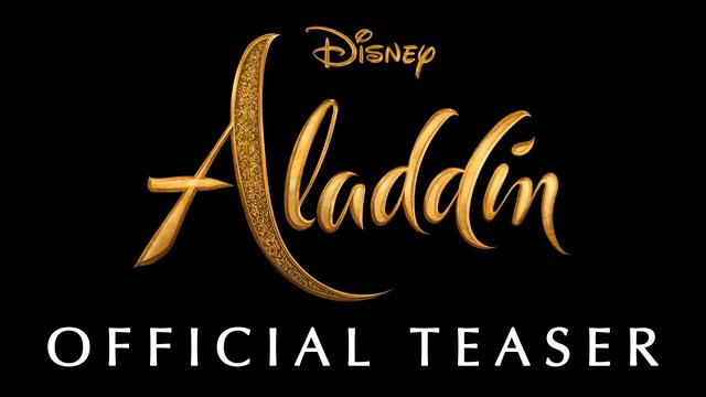 画像: Disney's Aladdin Teaser Trailer - In Theaters May 24th, 2019 youtu.be