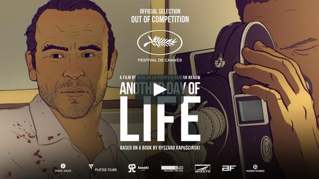 画像1: ANOTHER DAY OF LIFE Official Trailer vimeo.com