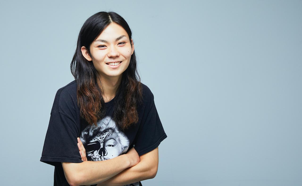 画像: 石井達也監督 1998年生まれ、茨城県出身。中学3年生の頃から役者を志すも 、気付くと映画を撮りたいと思うようになり、 東放学園映画専門学校に入学。年2本しかつくられない同校の卒業 制作作品として選出され、本作が完成した。現在、 次回作を構想中。