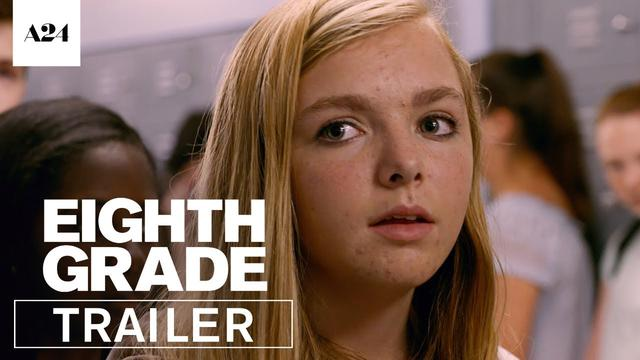 画像: Eighth Grade | Official Trailer HD | A24 youtu.be