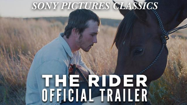 画像: The Rider | Official Trailer HD (2017) youtu.be