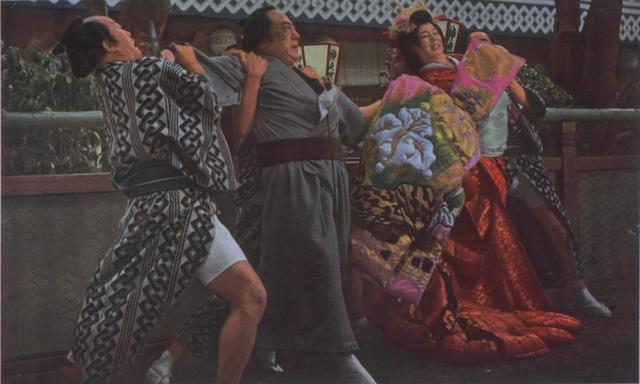 画像: 『妖刀物語・花の吉原百人斬り』 ©︎東映