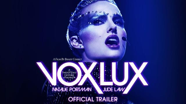画像: VOX LUX [Official Trailer] - December 7 youtu.be