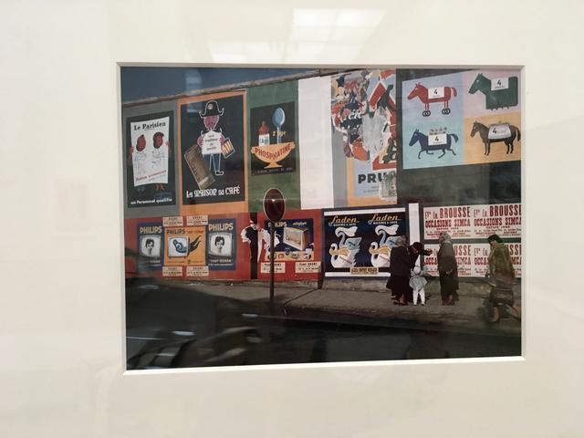 画像: ロベール・ドアノー《パリ、ポスターの貼られた壁》 1959年、2017年リプリント 写真( ゼラチンシルバープリント) アトリエ・ロベール・ドアノー蔵 photo©︎cinefil