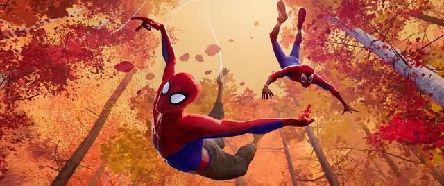画像2: パリ・ロンドンで開催されたコミコンに各国のスパイダーマンファン大集結!『スパイダーマン:スパイダーバース』プレゼンテーション開催!
