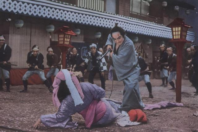 画像: 吐夢・千恵蔵・良重のファムファタール 荘厳なまでの江戸吉原のバロック悲劇 (C)東映