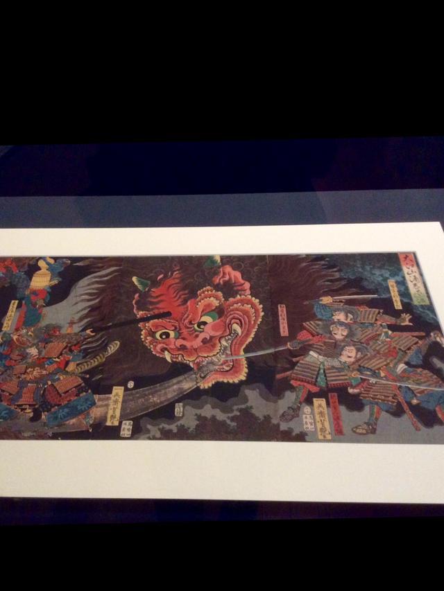 画像: 歌川芳艶 「大江山酒呑退治」大判錦絵 国際日本文化研究センター蔵 《1期》《2期》《3期》《4期》 photo©︎cinefil