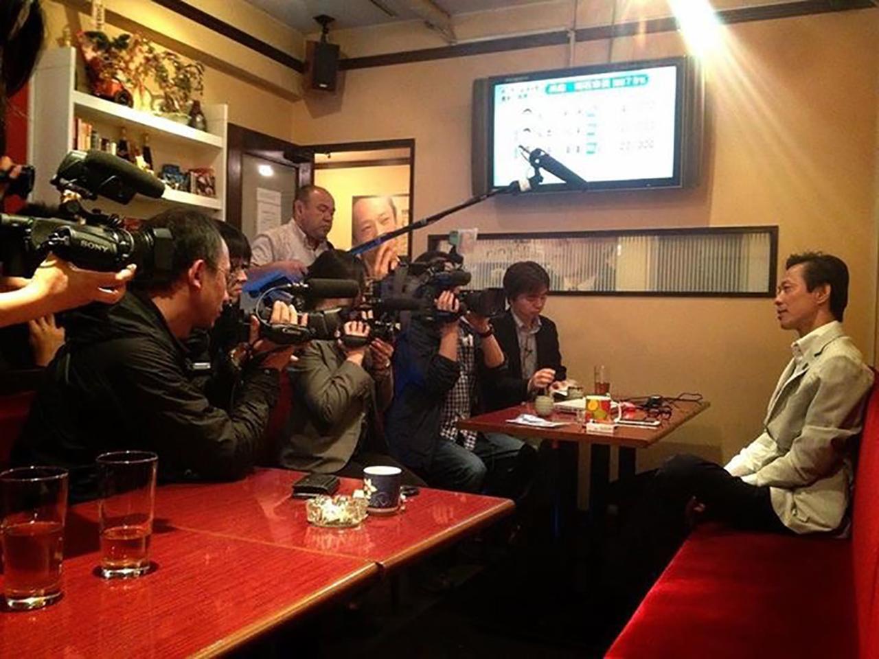 """画像4: """"歌舞伎町案内人"""" 元・中国人が政治家をめざす!? 彼が選挙を通じて感じたニッポンとは?"""