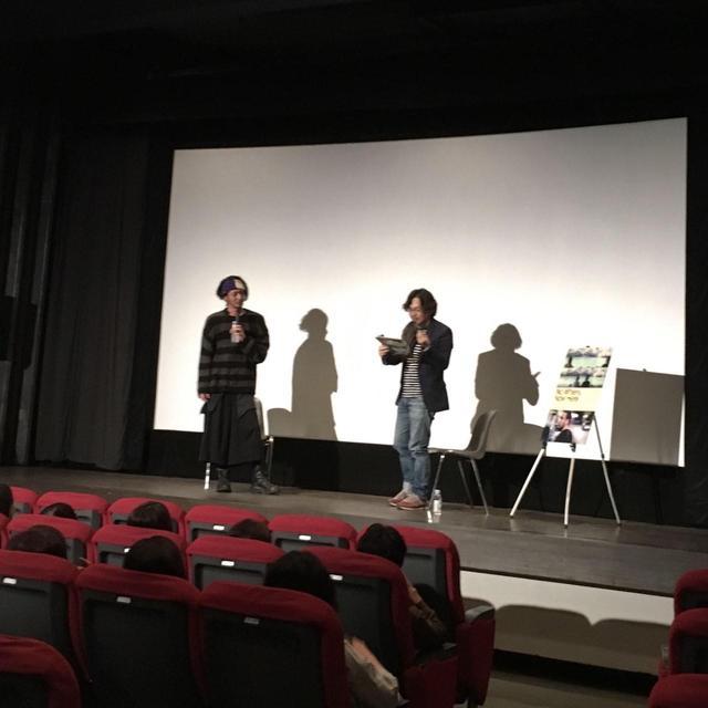 画像3: 左よりオダギリジョーさん、リム・カーワイ監督