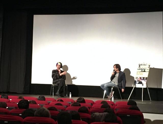 画像1: 左よりオダギリジョーさん、リム・カーワイ監督